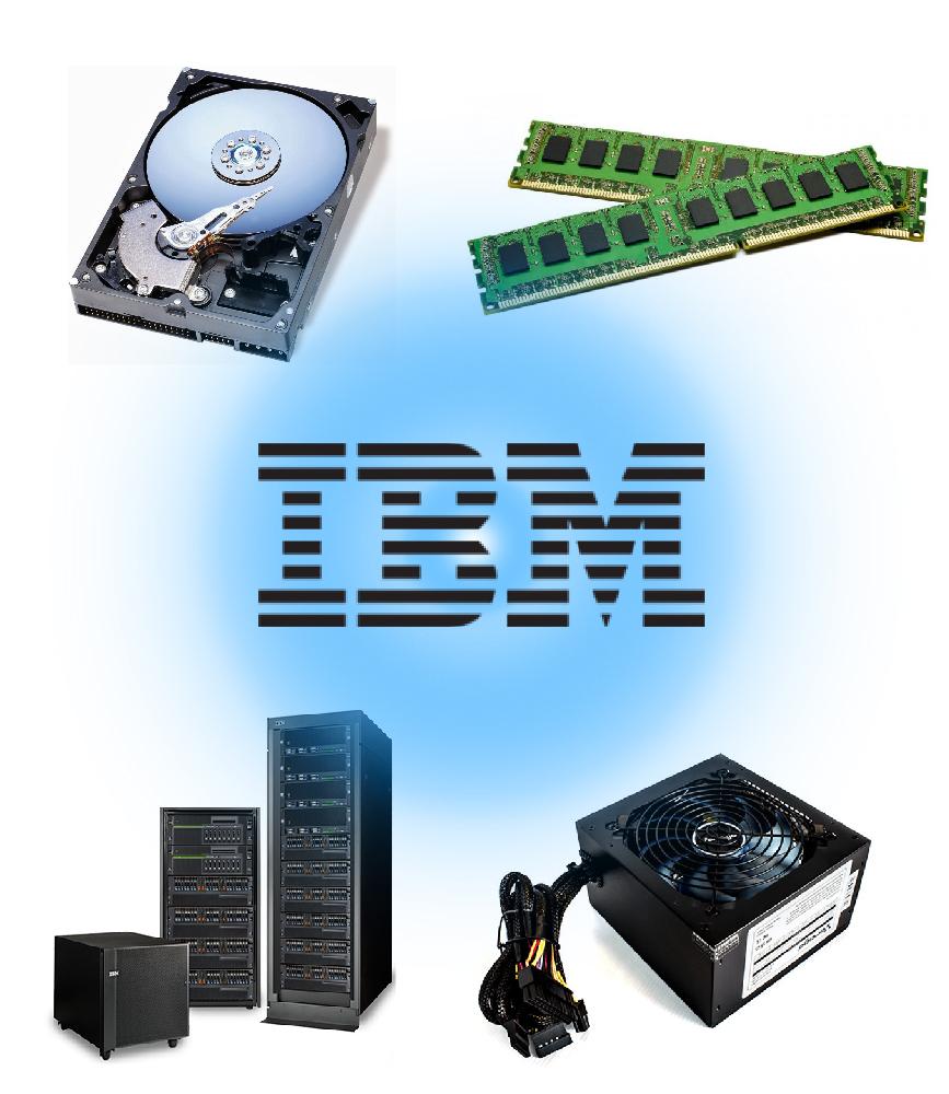 Partes y piezas IBM